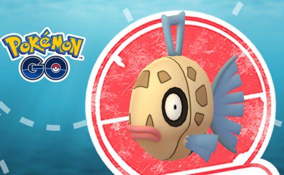 Barschwa Pokemon GO