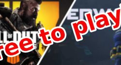 Call of Duty Blackout Overwatch free to play pachter