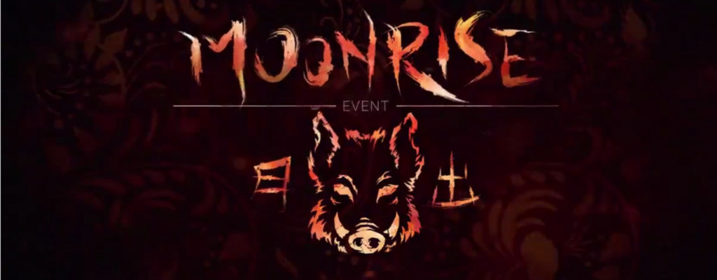 Dead by Daylight Moonrise Event title