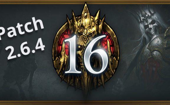 Diablo 3 Season 16 2.6.4 Titel