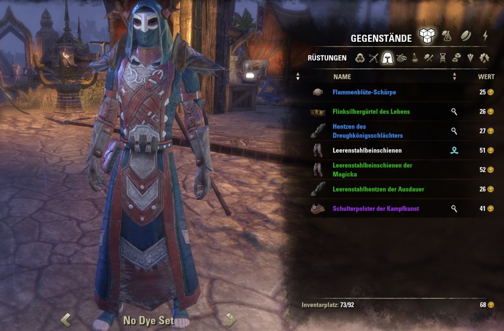 ESO Item Preview