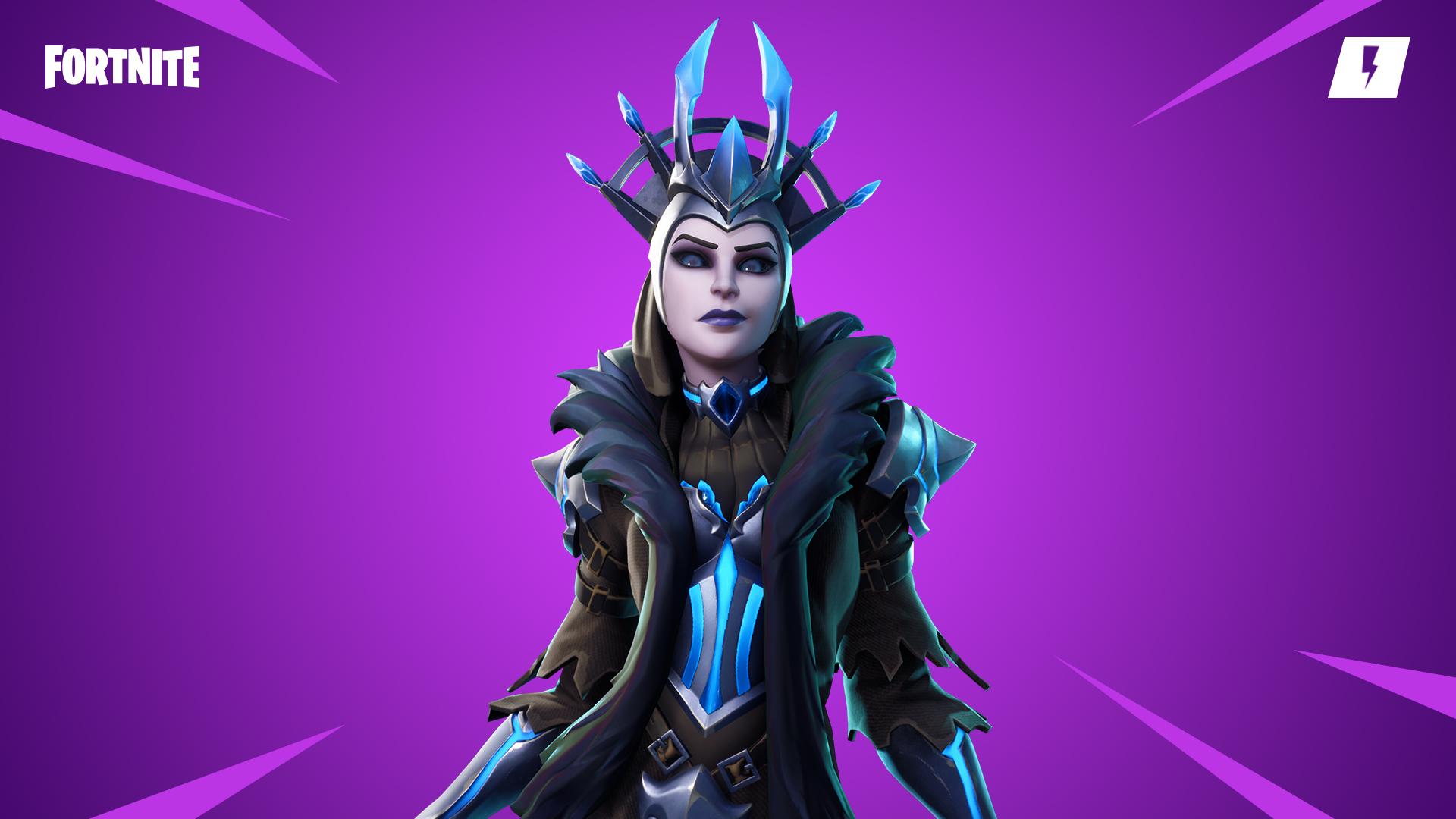 Eiskönigin-Fortnite