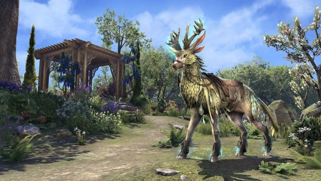 Elder Scrolls Online Indrik 2