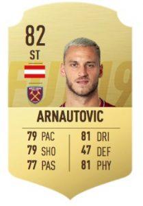 FIFA 19 Arnautovic