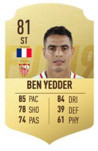 FIFA 19 Ben Yedder