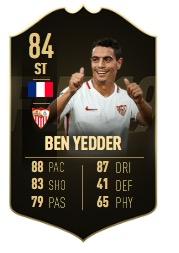 FIFA 19 Ben Yedder Inform