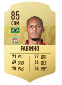 FIFA 19 Fabinho