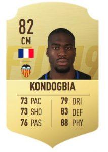 FIFA 19 Kondogbia