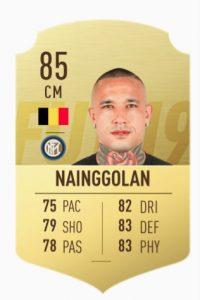 FIFA 19 Nainggolan