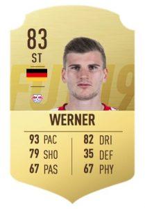 FIFA 19 Werner 1