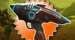 Fallout 76 Alien Blaster Titel