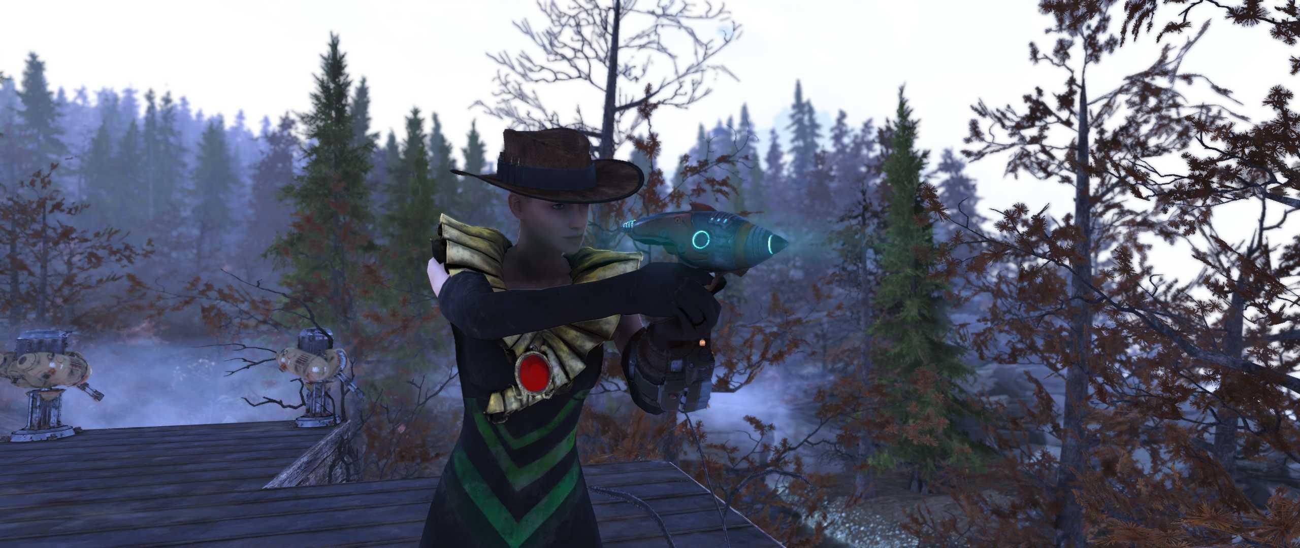 Fallout 76 Alien Blaster
