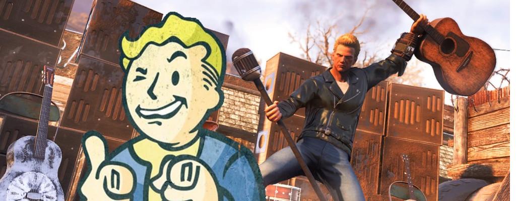 In dieser coolen Spieler-Kneipe in Fallout 76 kriegt Ihr bald selbstgebrautes Bier