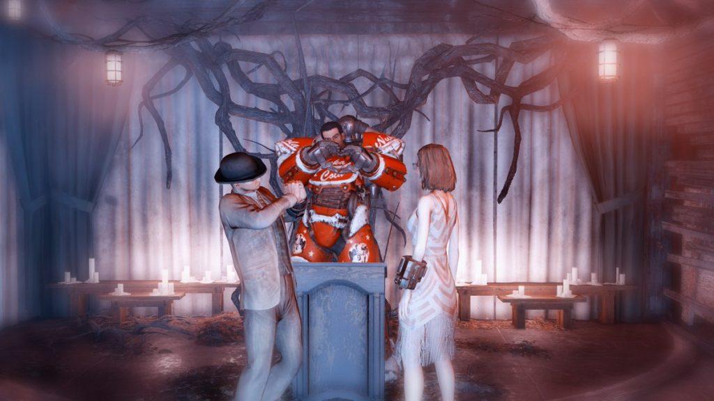 Fallout 76 Hochzeit Twitter 2
