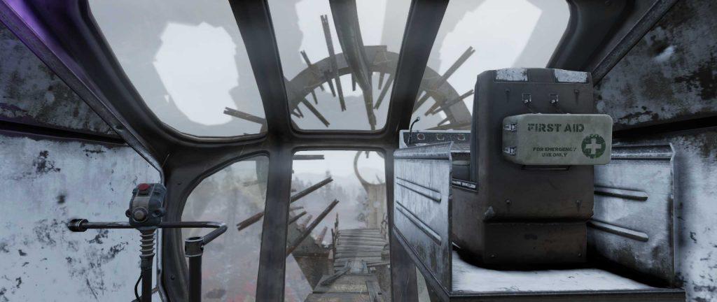 Fallout 76 Pylon V-13 Knopf