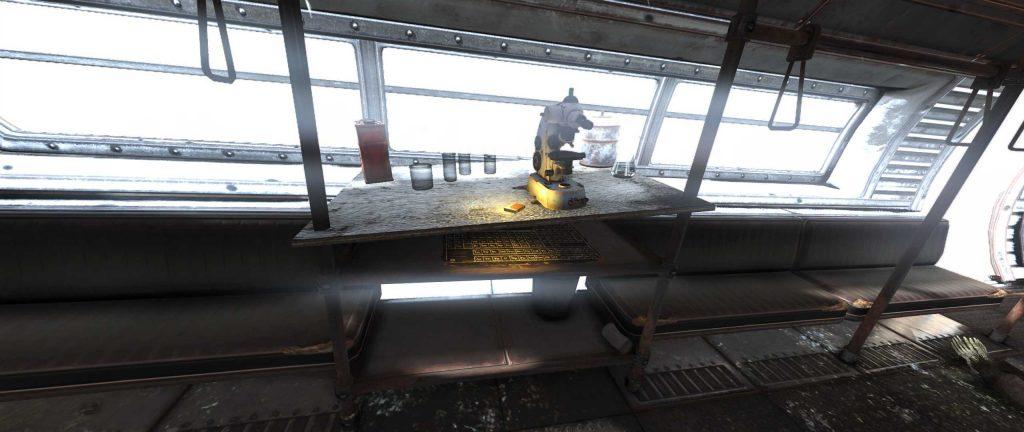 Fallout 76 Pylon V-13 Professor Greebleys Pressemitteilung