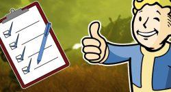 Fallout 76 Spieler entscheiden mehr Titel