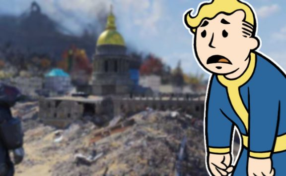 Fallout 76 der traurigste Ort Titel