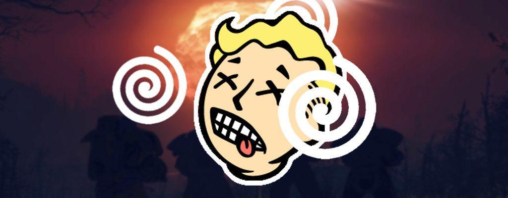 Fallout Vault Boy ist verwirrt