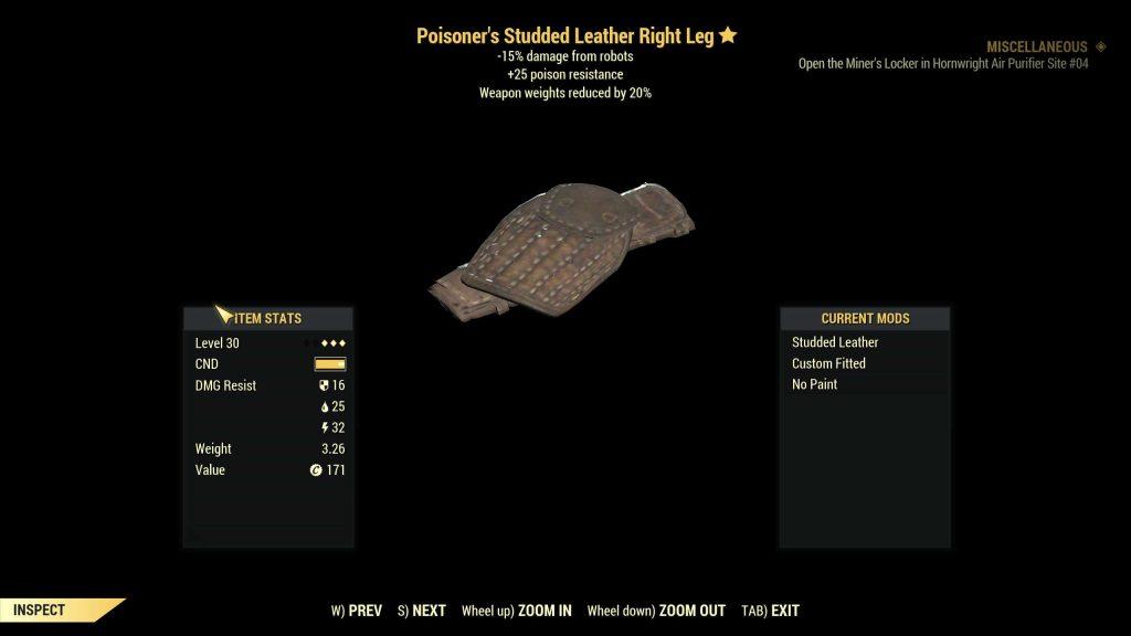 Fallout 76 glorf ausrüstung 4