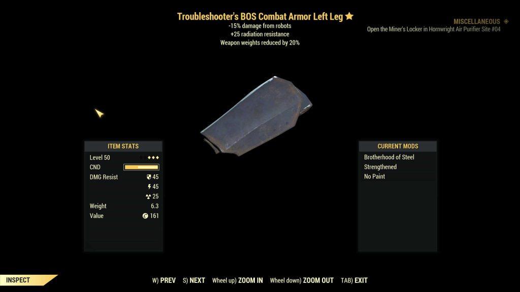 Fallout 76 glorf ausrüstung 6