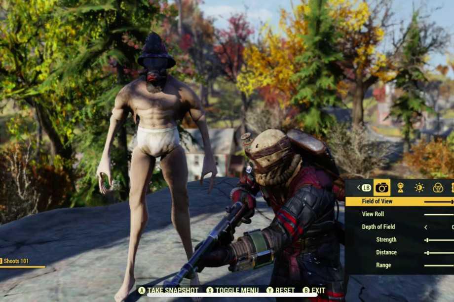 Fallout 76 power armor gliedmaßen bug