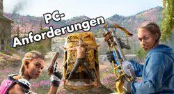 Far Cry New Dawn PC Anforderungen Titel