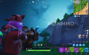 Fortnite Ballon Retail Row