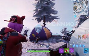 Fortnite Ballon Snobby Shores