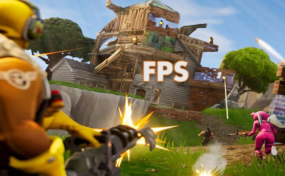 Fortnite FPS Titel2