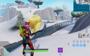 Fortnite Lucky Landing Ballon