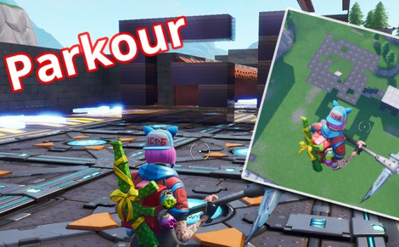 Fortnite Parkour Titel