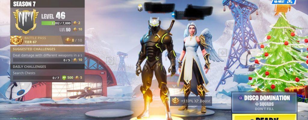 Nach neuem Skin fragen viele: Spiele ich Fortnite oder Overwatch?