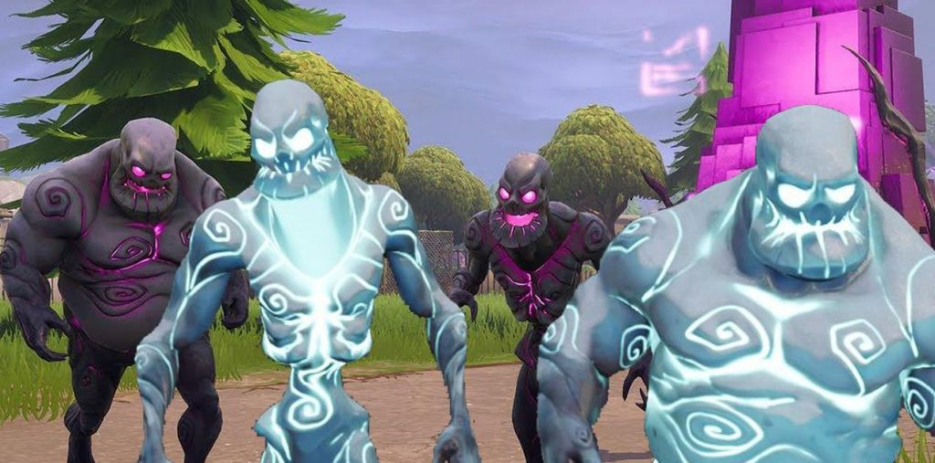 Eis Legion Fortnite