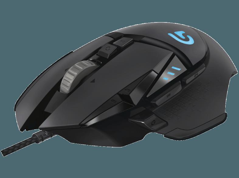 Logitech G502 Proteus Spectrum Gaming-Maus