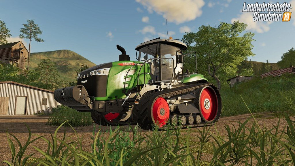 Landwirtschafts-Simulator 19 Screenshot 2