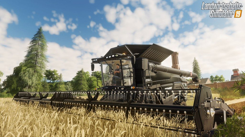 Landwirtschafts-Simulator 19 Screenshot 3