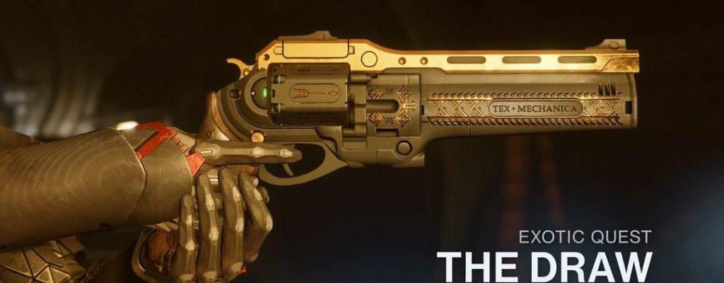 Destiny 2: Diese 3 exotischen Waffen könnten noch im Januar kommen