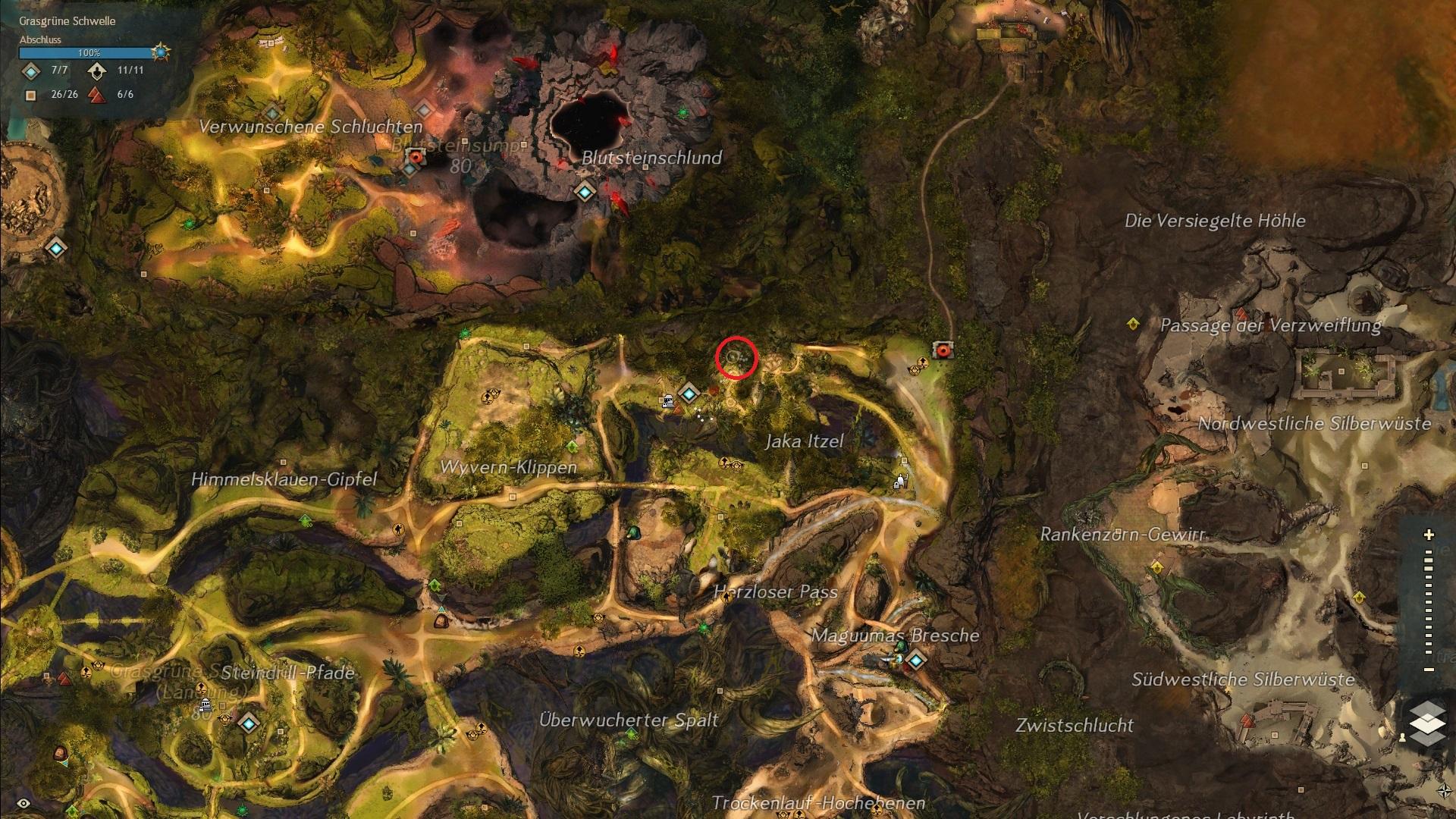 Gw2 Karte.Guild Wars 2 So Farmt Ihr Schnell Gold In 2019