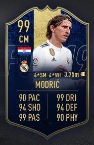 Luka Modric TOTY FIFA