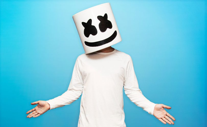 Marshmello-Fortnite