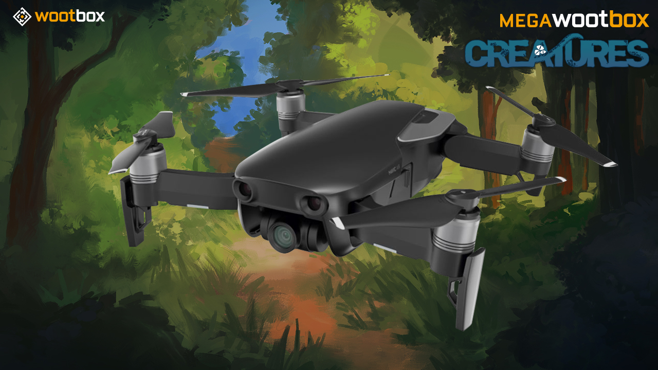 Megawootbox_Drohne