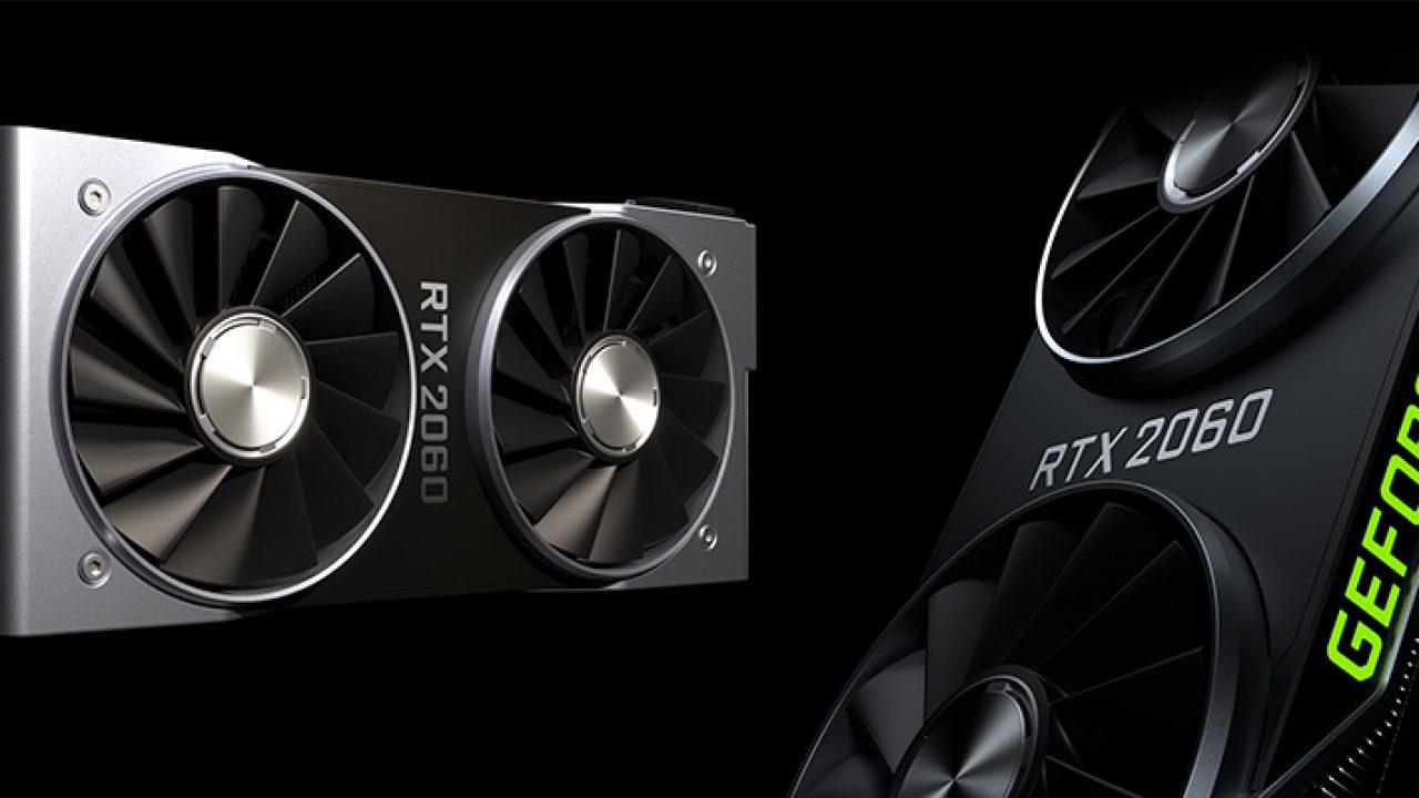 GeForce RTX 2060 kommt - für weniger Geld, aber mehr Power
