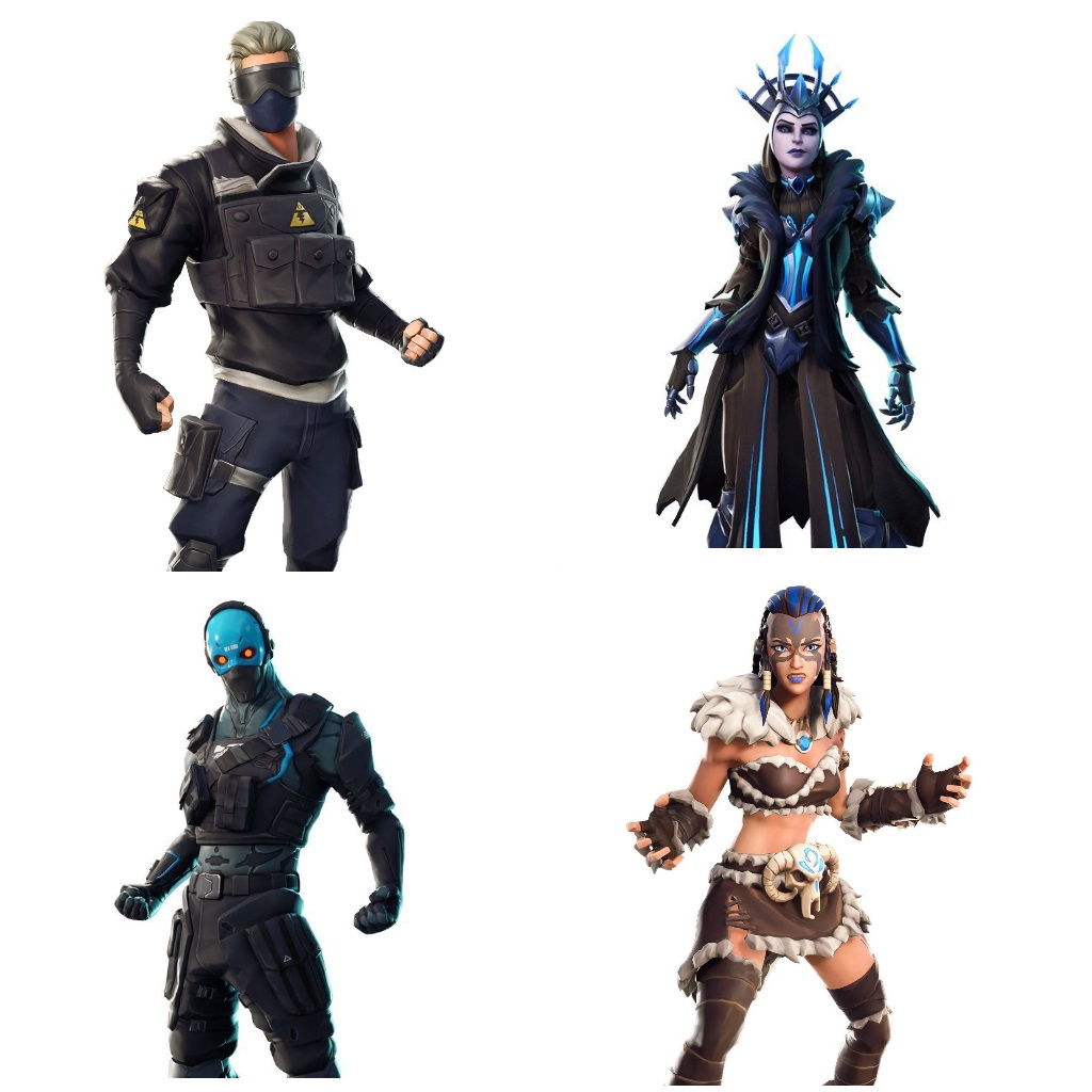 Neue Fortnite Skins 2