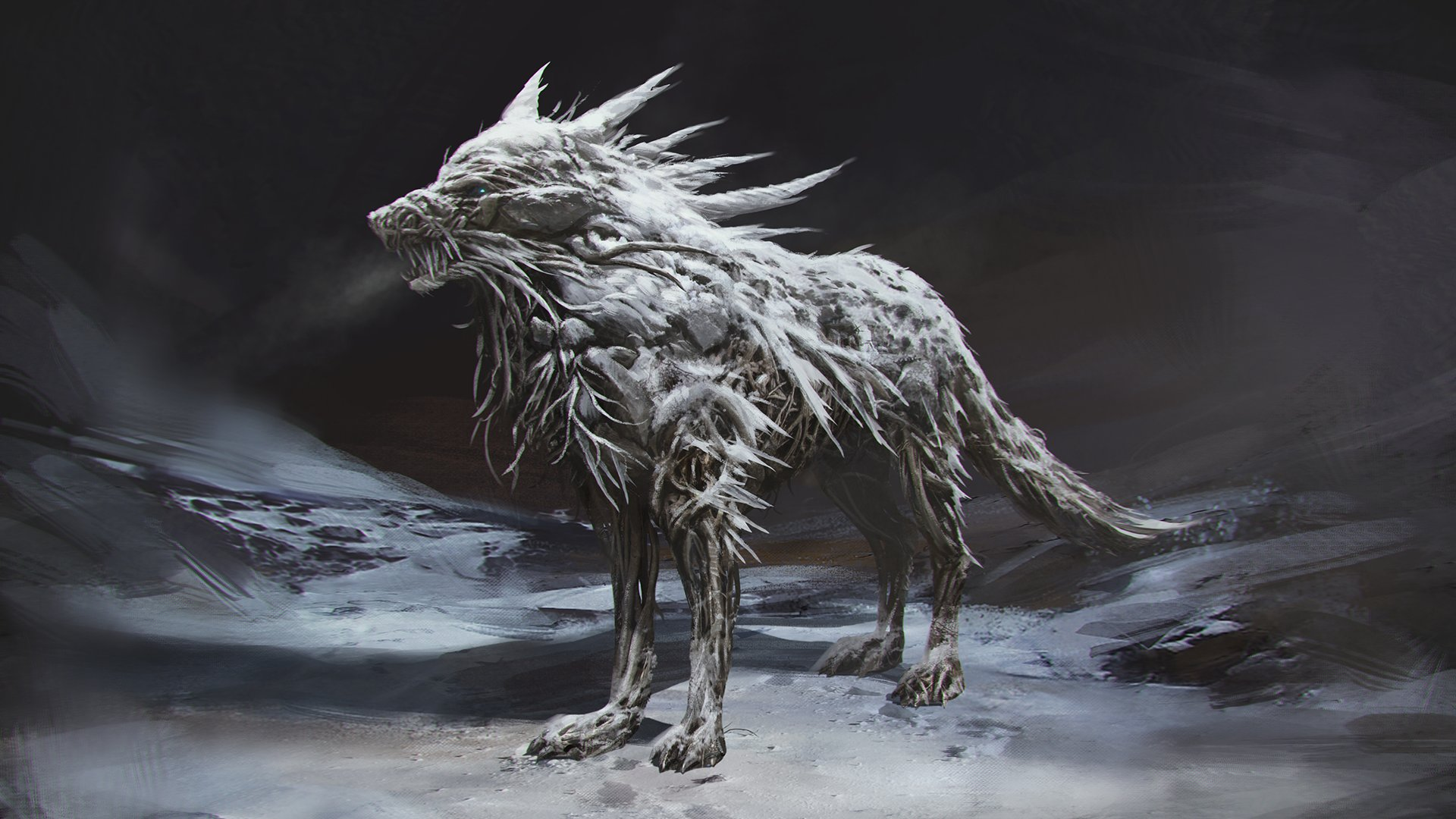 New-World-Mystischer-Wolf