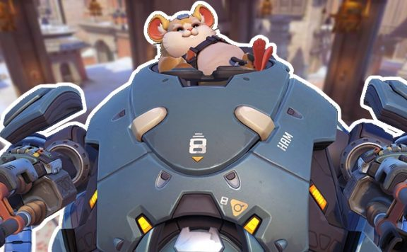 Overwatch Nepal Wrecking Ball trollt Titel