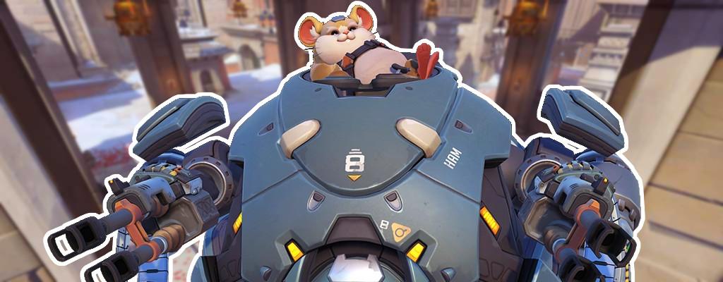 Hamster können Euch in Overwatch per Exploit in den Wahnsinn treiben