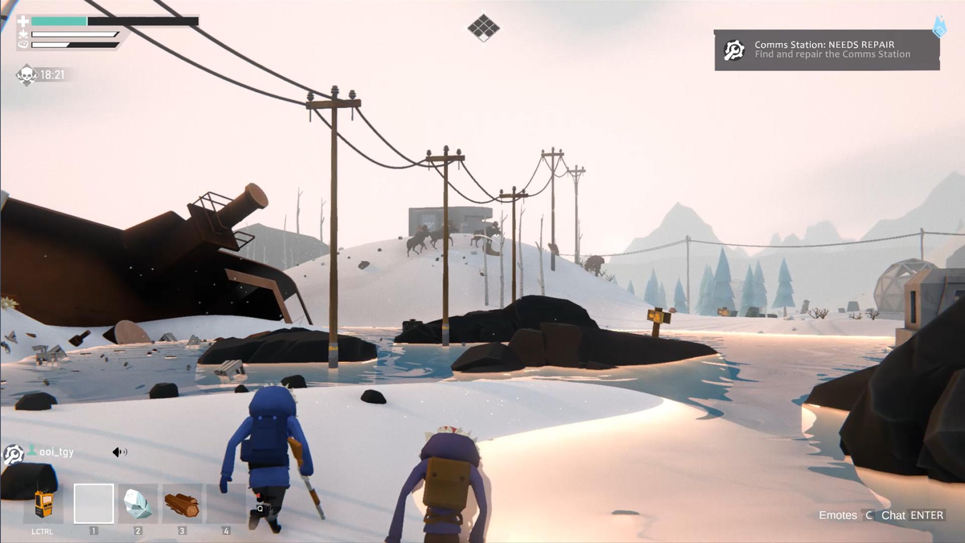 Project Winter Screenshot