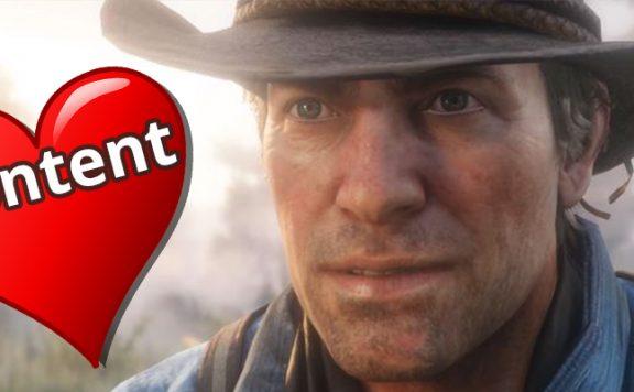 Red Dead Online Beta Content Titel