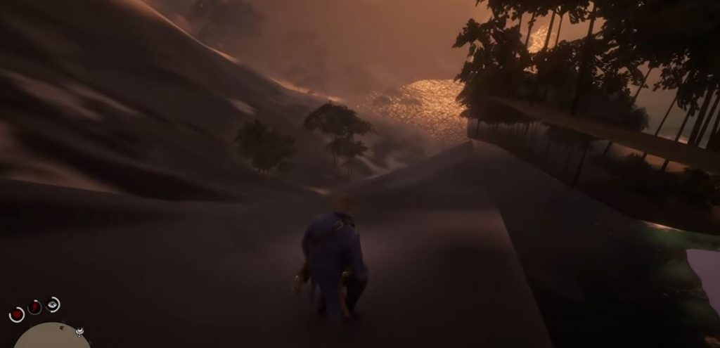 Red Dead Redemption 2 Guarma Wasser